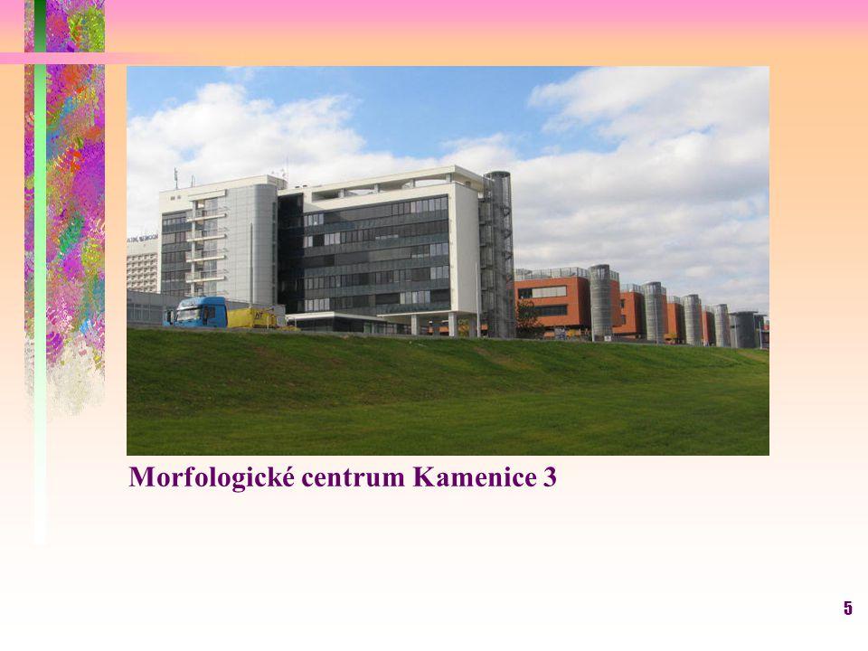 Morfologické centrum Kamenice 3