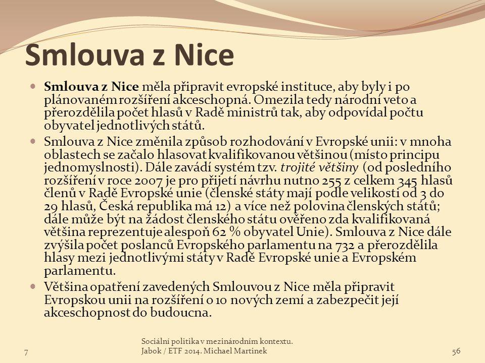 Smlouva z Nice