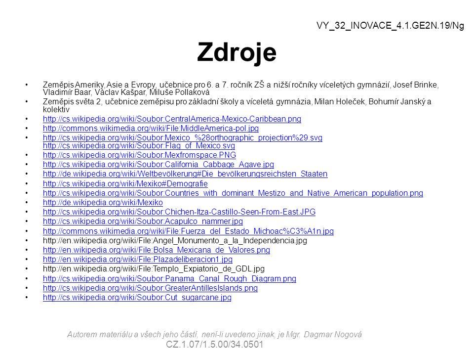 Zdroje VY_32_INOVACE_4.1.GE2N.19/Ng