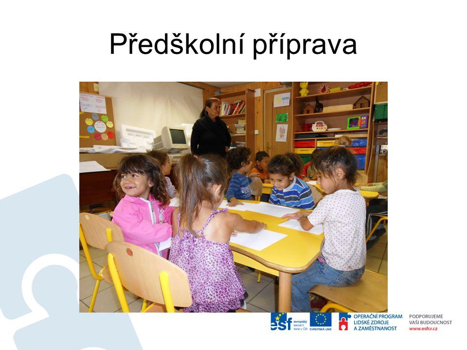 Předškolní příprava