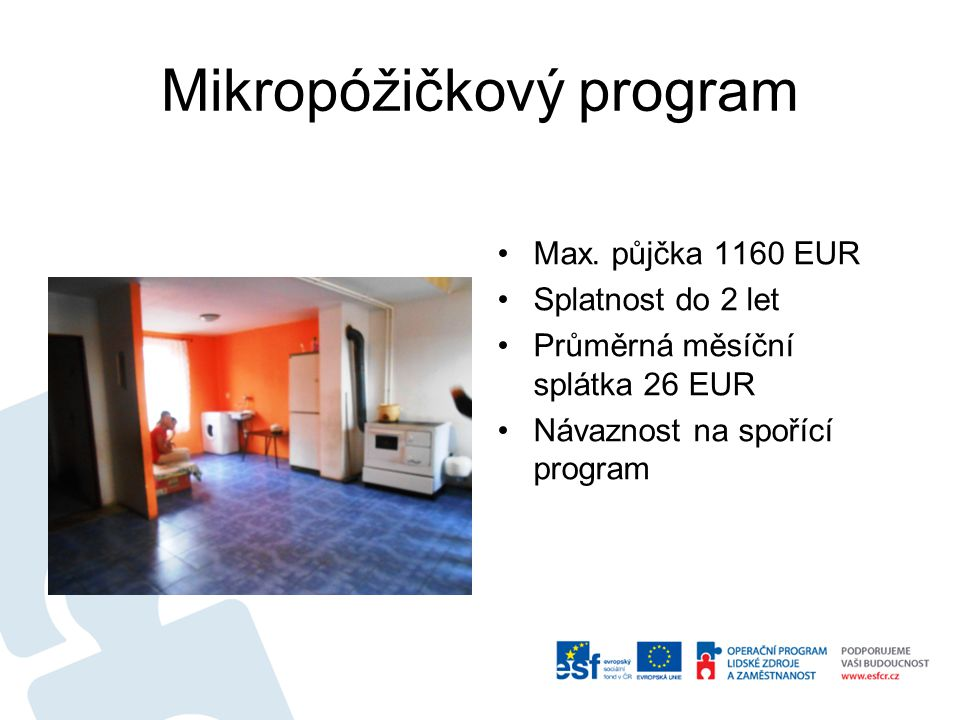 Mikropóžičkový program