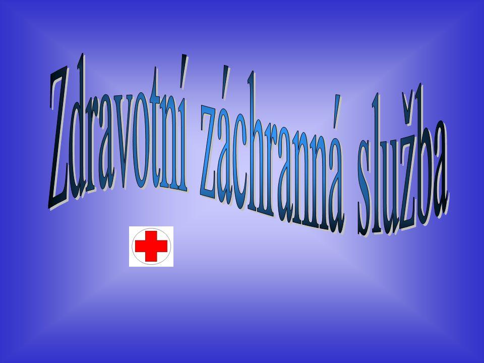 Zdravotní záchranná služba