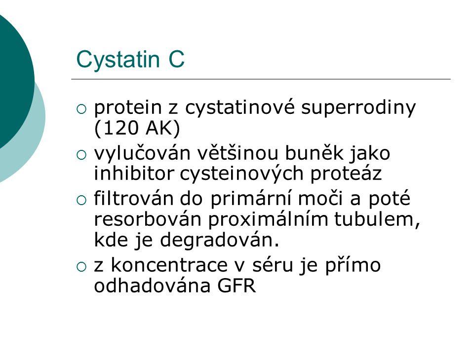 Cystatin C protein z cystatinové superrodiny (120 AK)