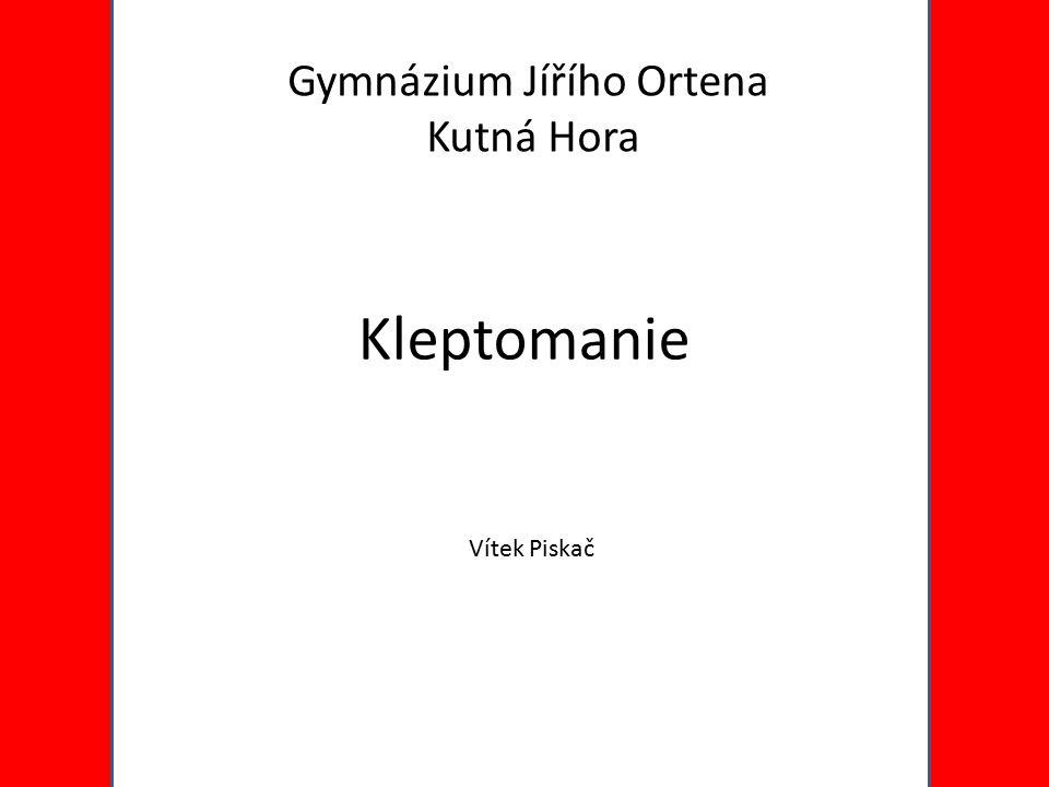 Gymnázium Jířího Ortena Kutná Hora