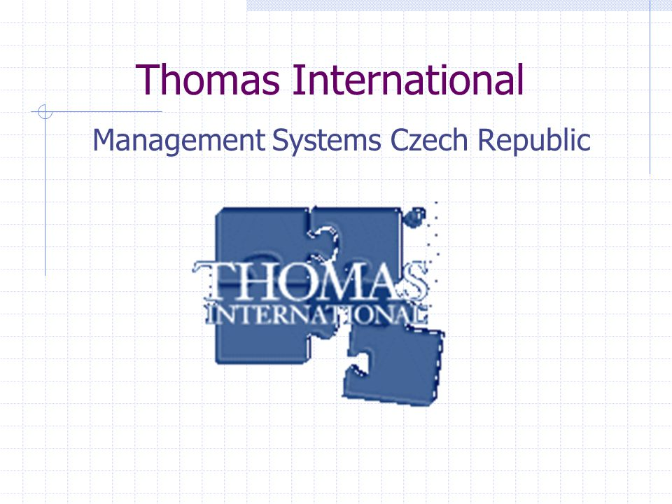 Management Systems Czech Republic