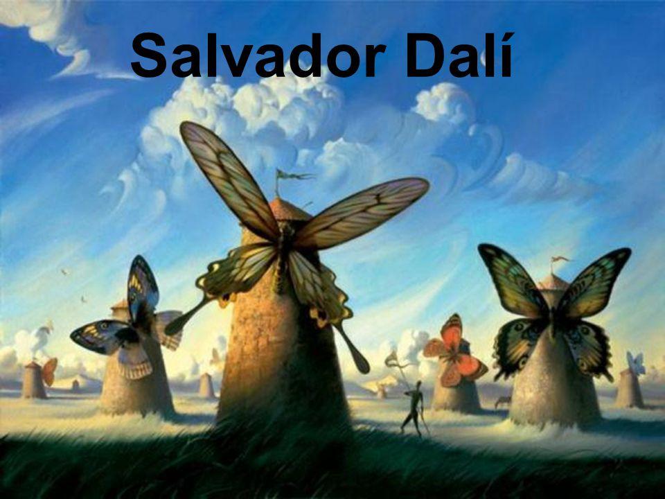 Salvador Dalí SALVATOR DALÍ