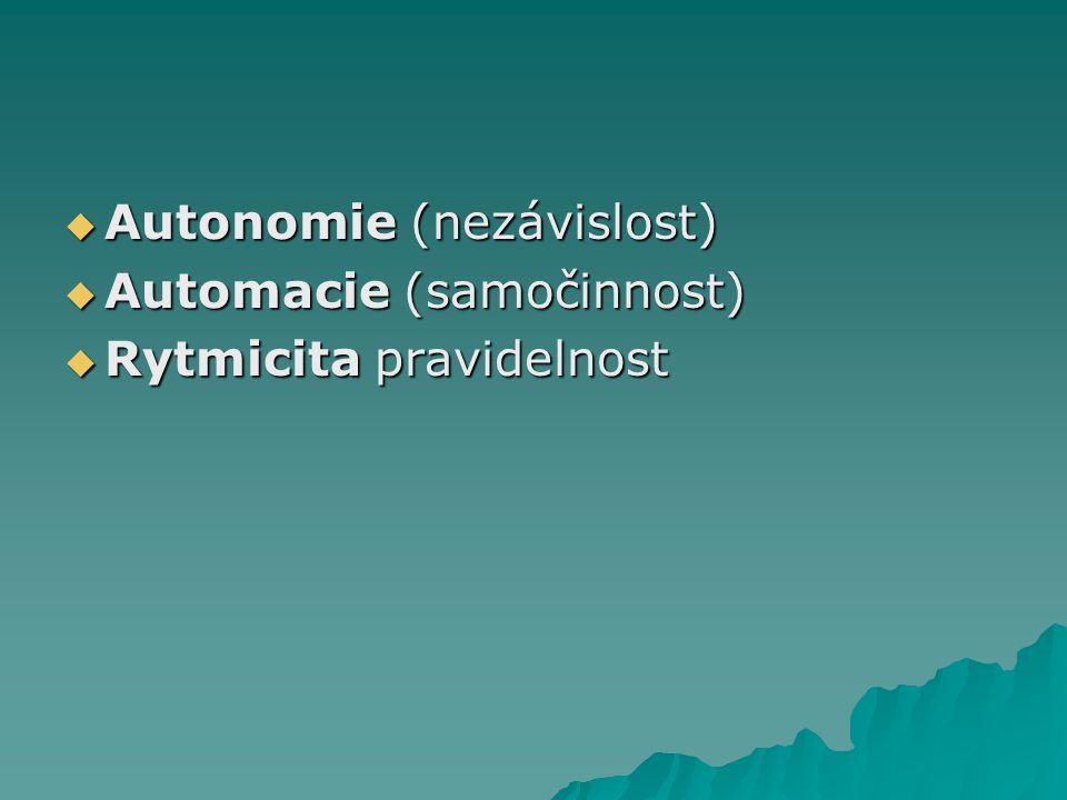 Autonomie (nezávislost)