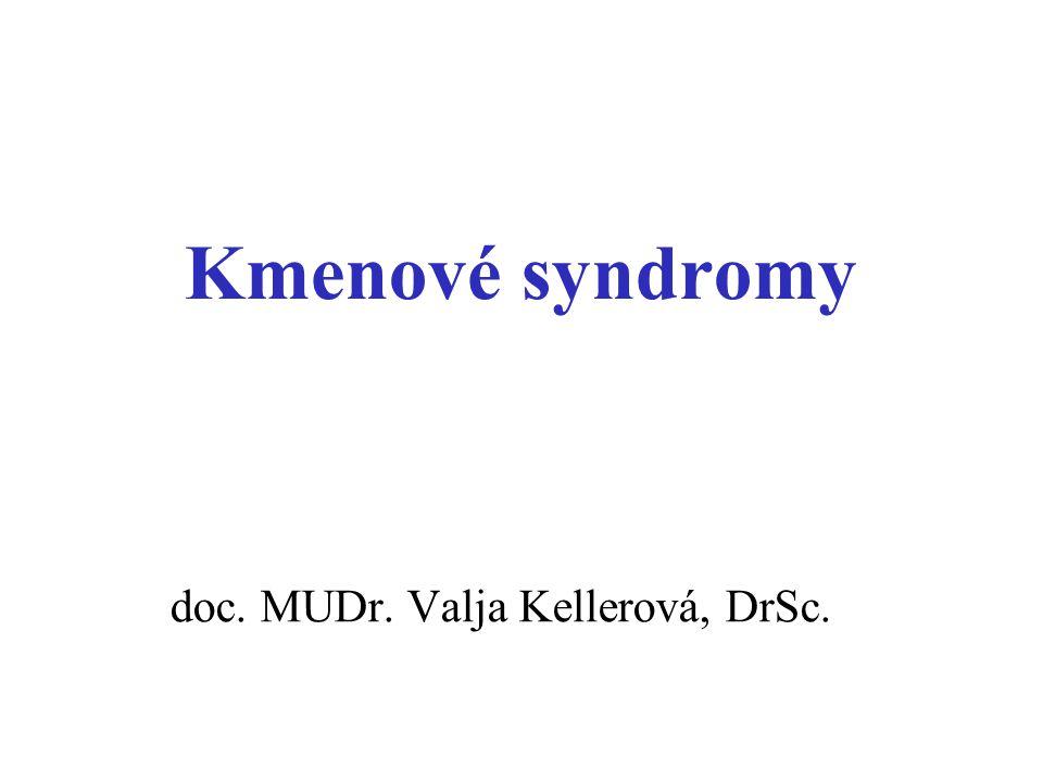 doc. MUDr. Valja Kellerová, DrSc.