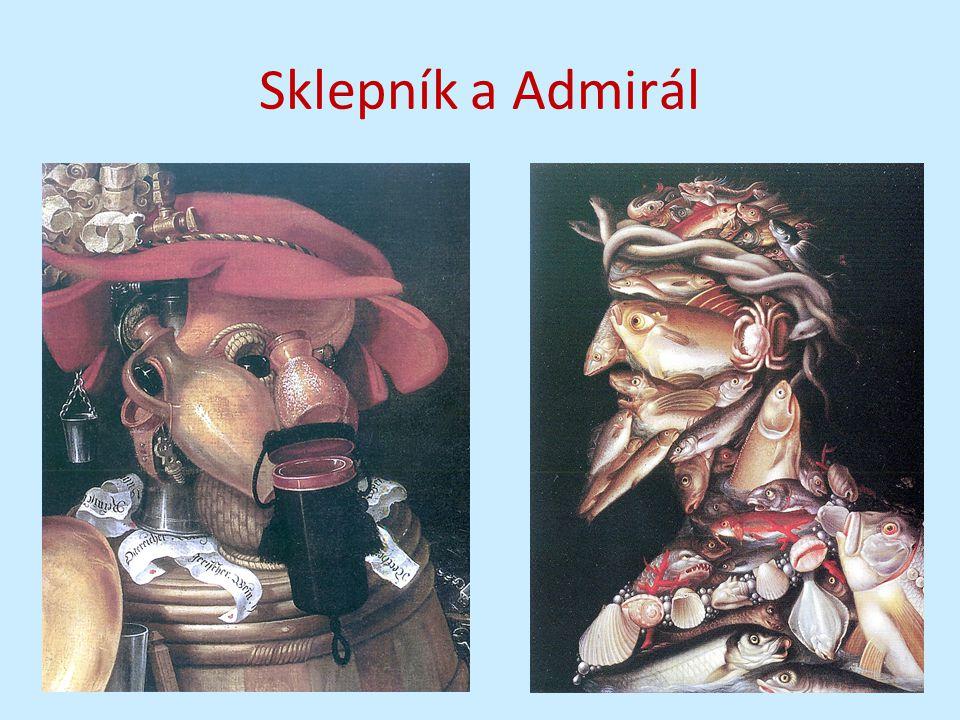 Sklepník a Admirál