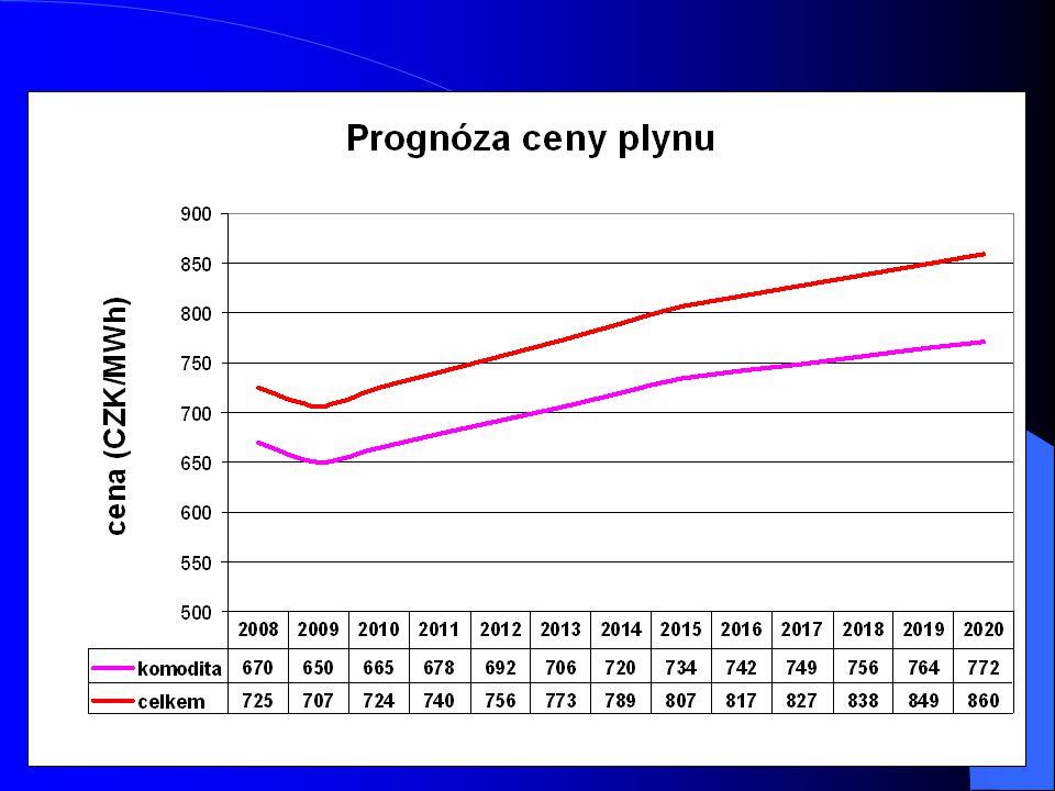Ceny pro domácnosti 2007