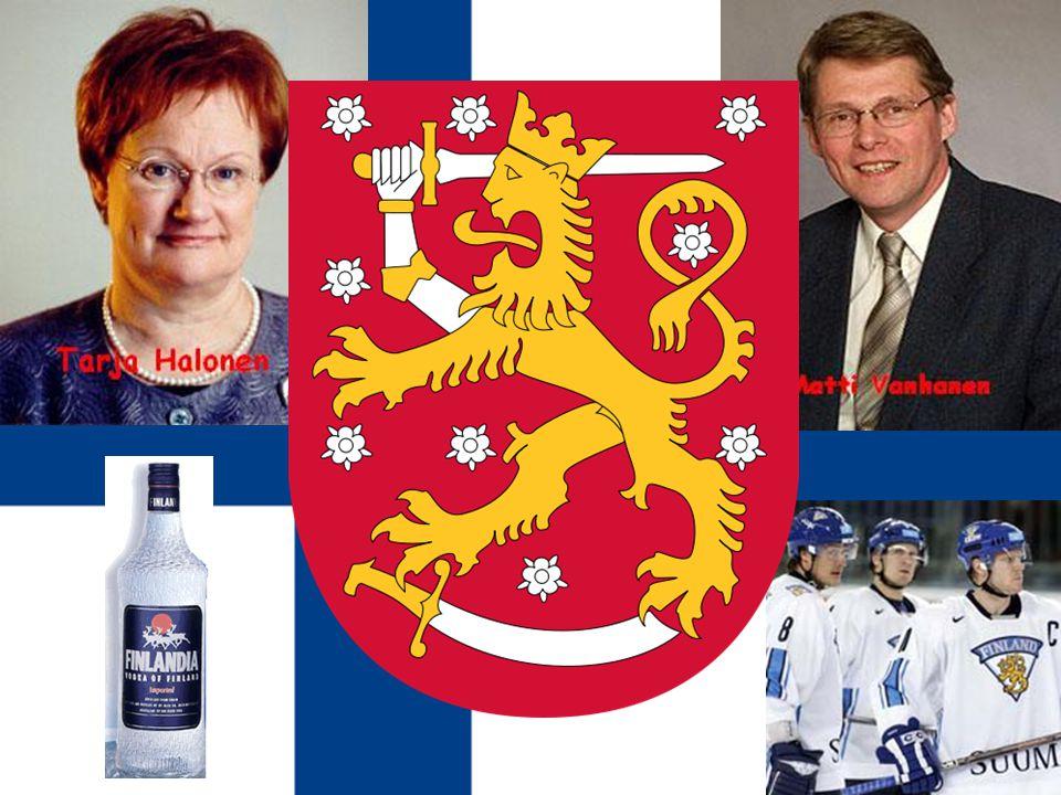 Finsko Suomen tasavalta
