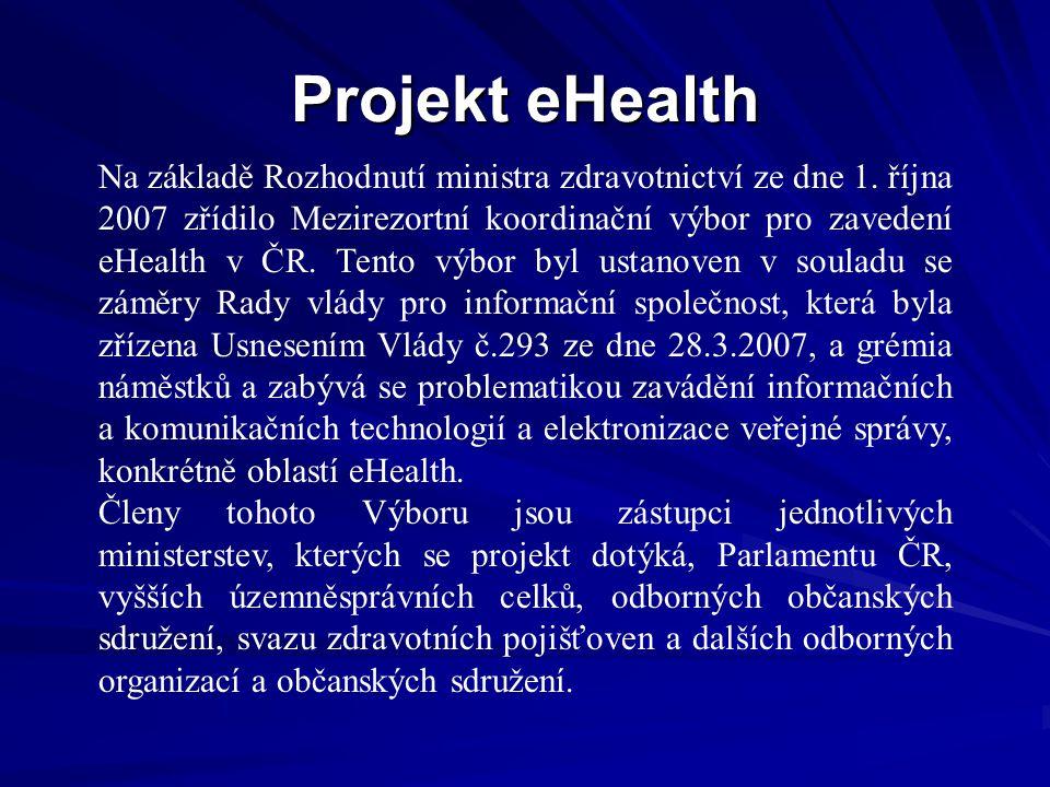 Projekt eHealth