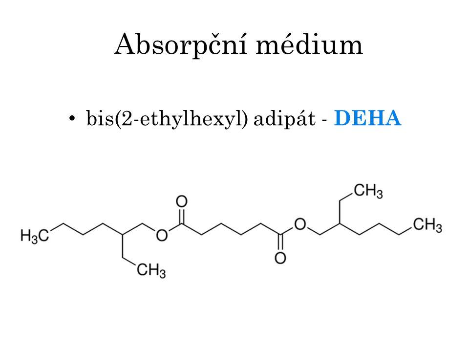 bis(2-ethylhexyl) adipát - DEHA