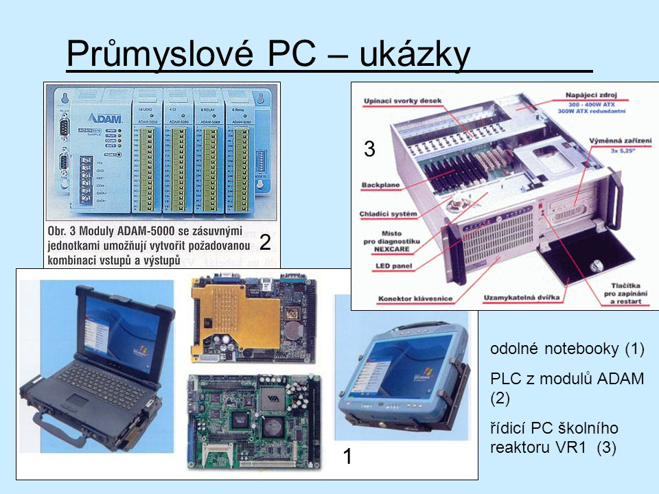 Průmyslové PC – ukázky 3 2 1 odolné notebooky (1)