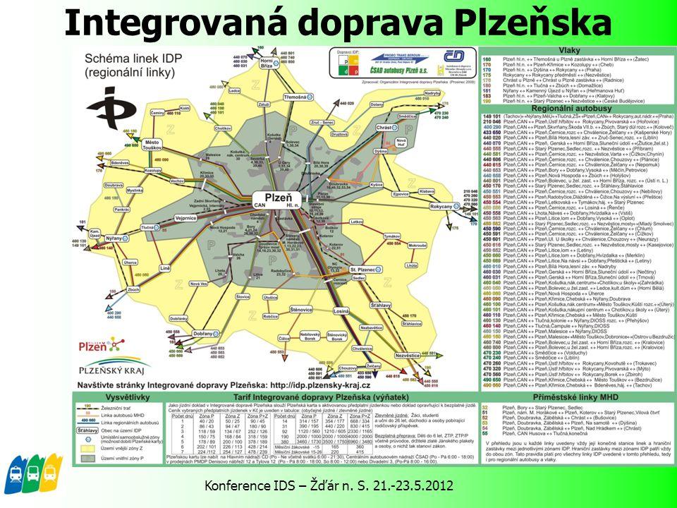 Integrovaná doprava Plzeňska