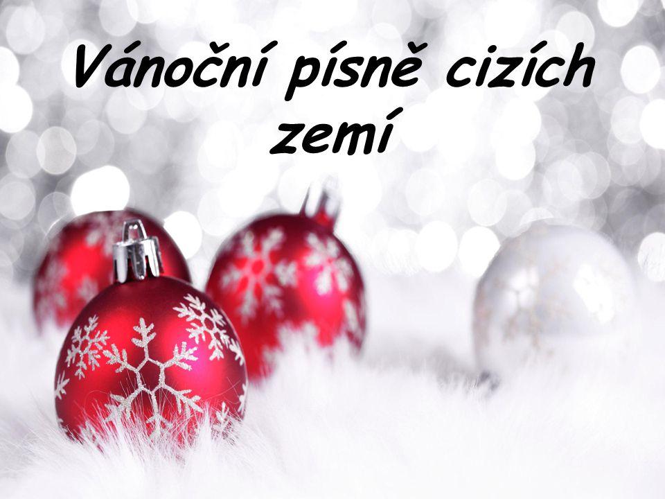 Vánoční písně cizích zemí Vánoční písně cizích zemí