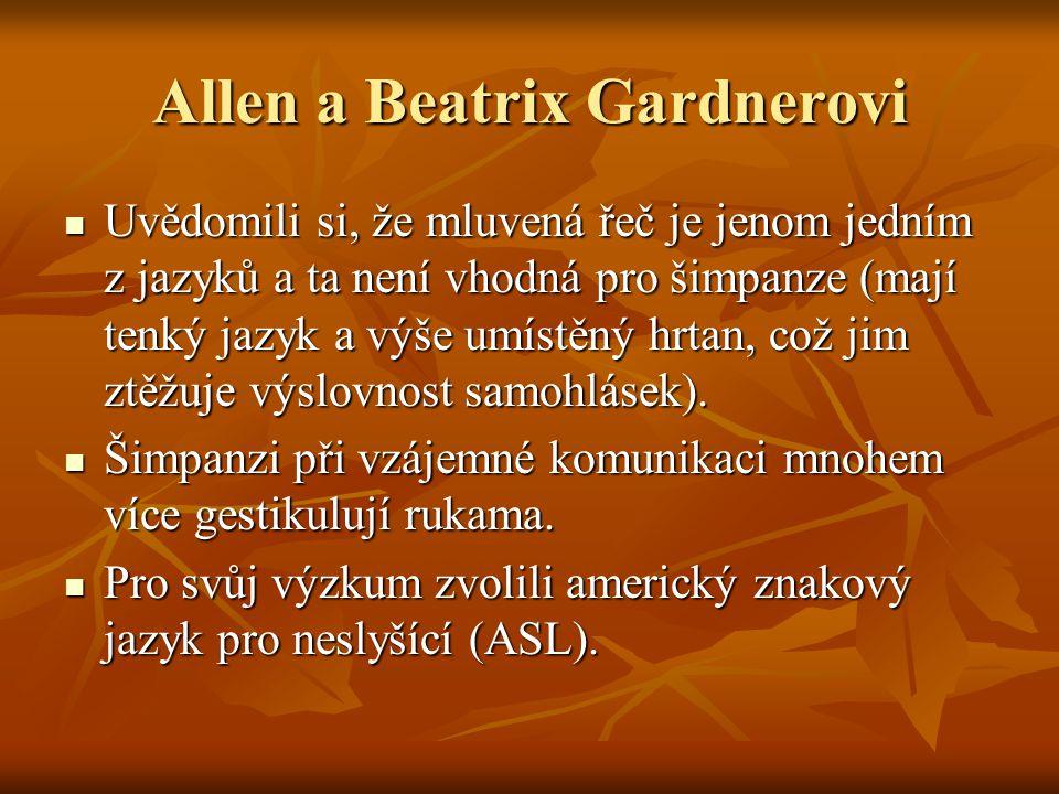 Allen a Beatrix Gardnerovi