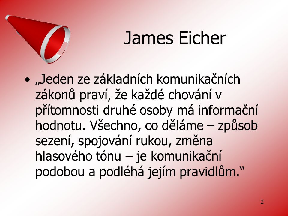 James Eicher