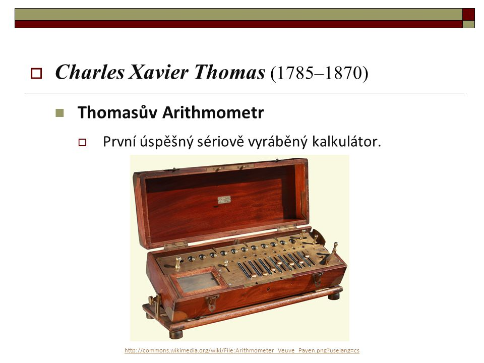 Charles Xavier Thomas (1785–1870)