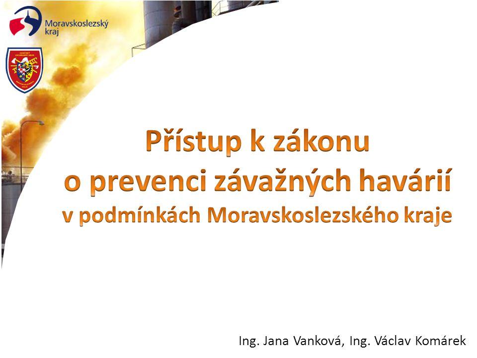 Ing. Jana Vanková, Ing. Václav Komárek