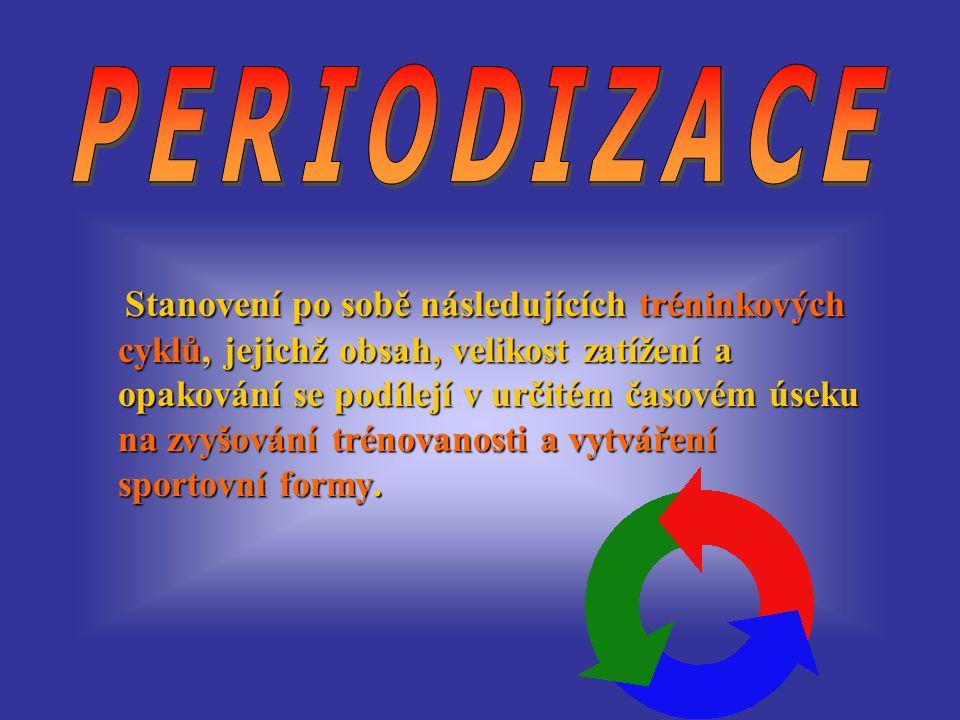 PERIODIZACE
