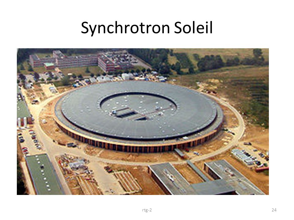 Synchrotron Soleil rtg-2