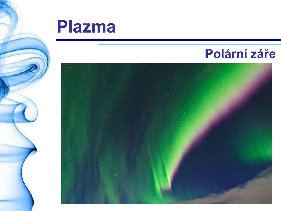 Plazma Polární záře