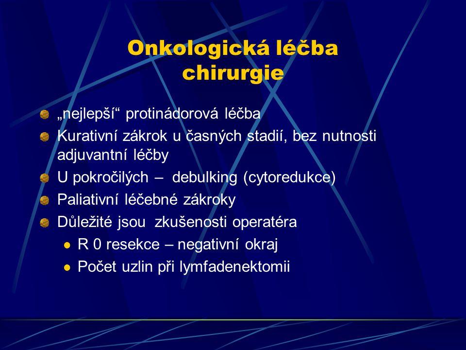 Onkologická léčba chirurgie