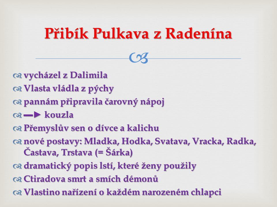 Přibík Pulkava z Radenína