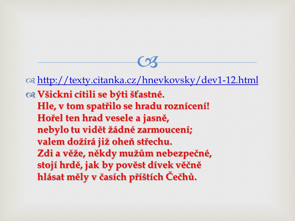 http://texty.citanka.cz/hnevkovsky/dev1-12.html