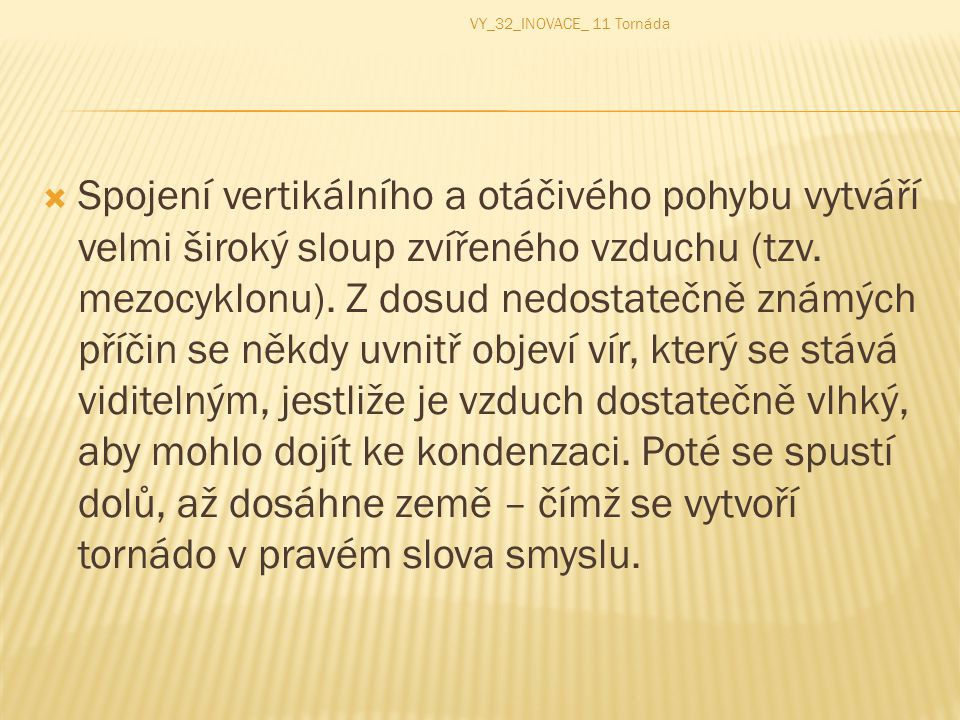 VY_32_INOVACE_ 11 Tornáda