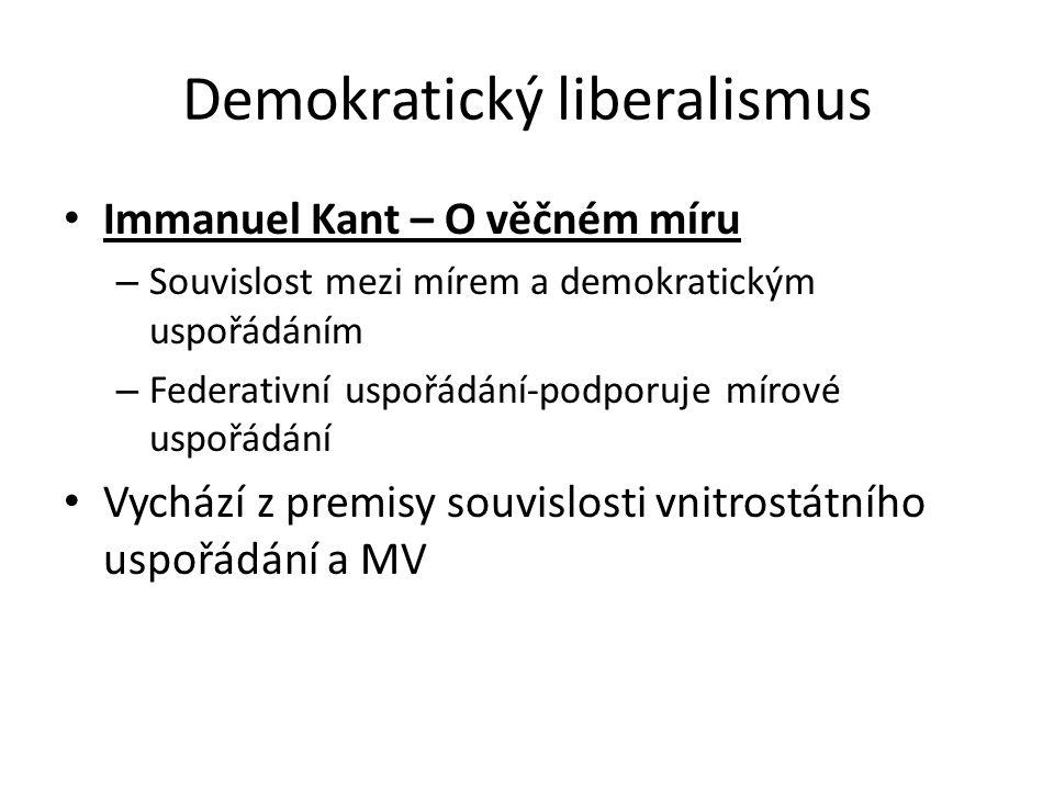 Demokratický liberalismus