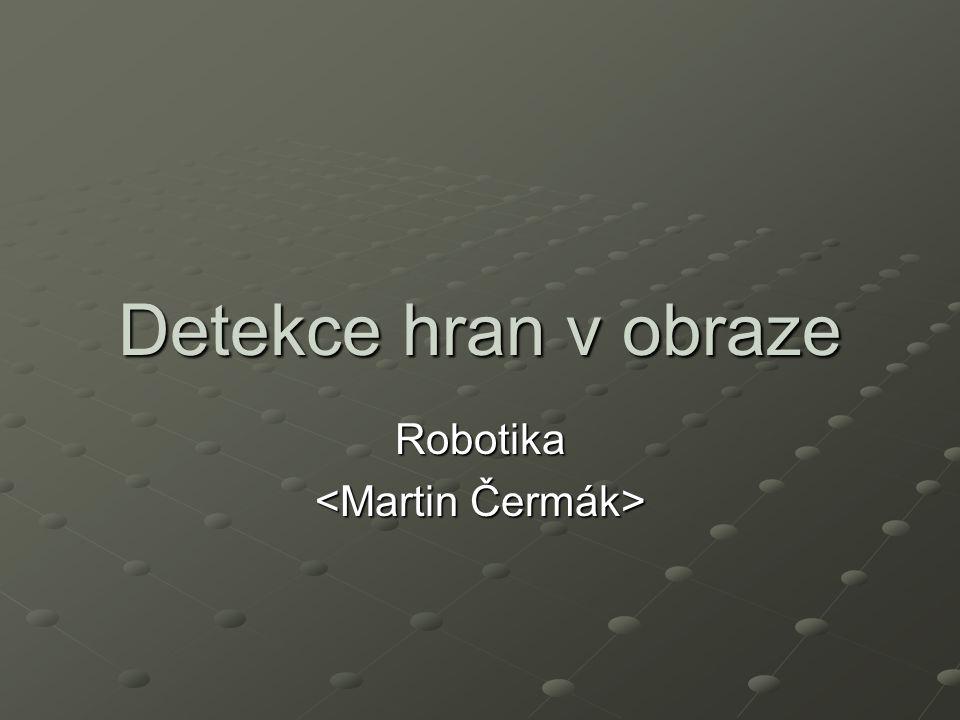Robotika <Martin Čermák>