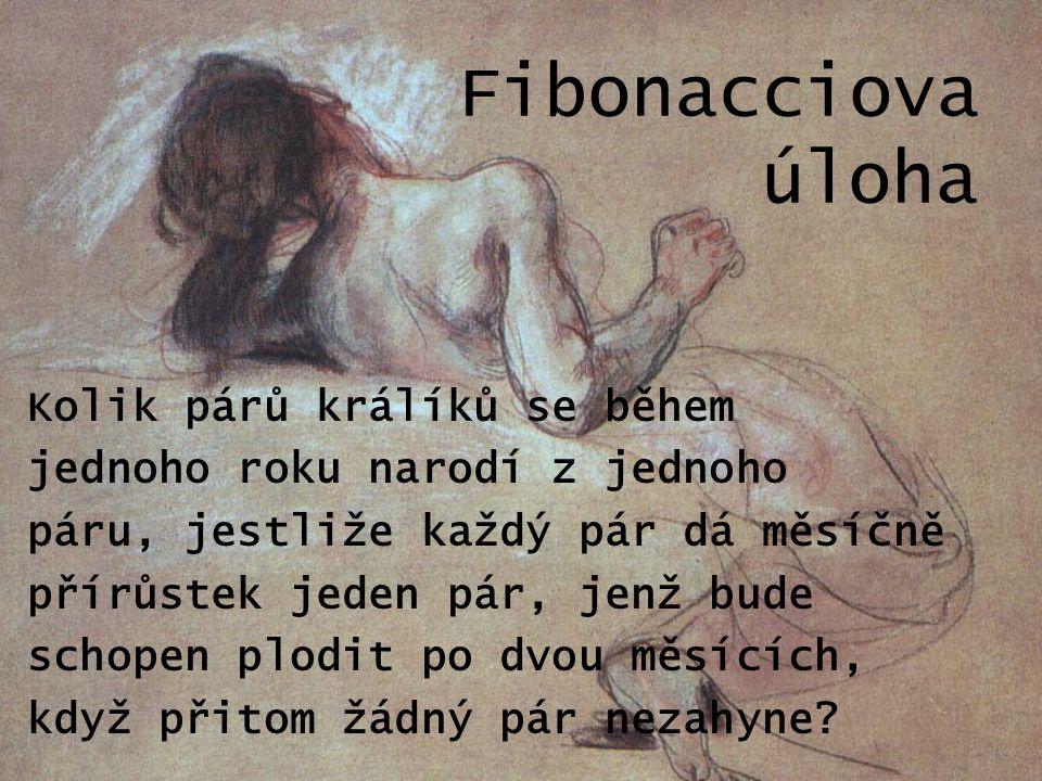 Fibonacciova úloha