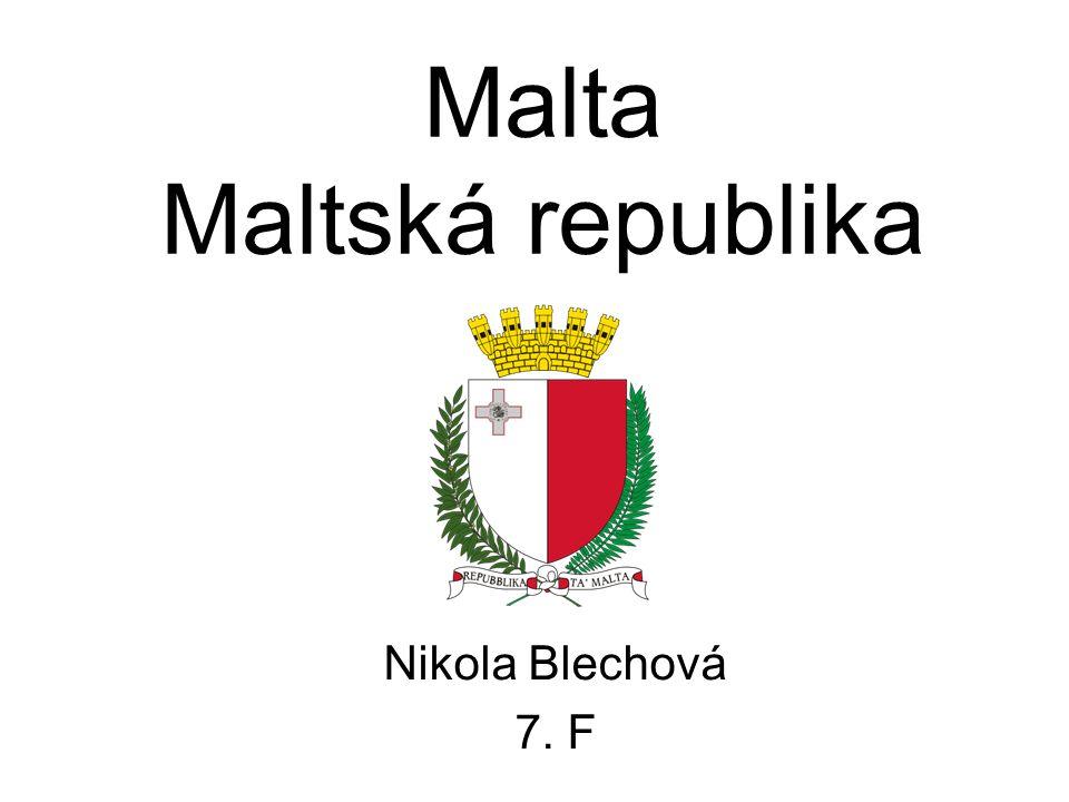 Malta Maltská republika