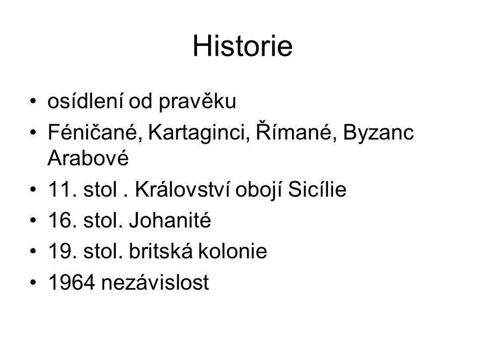 Historie osídlení od pravěku