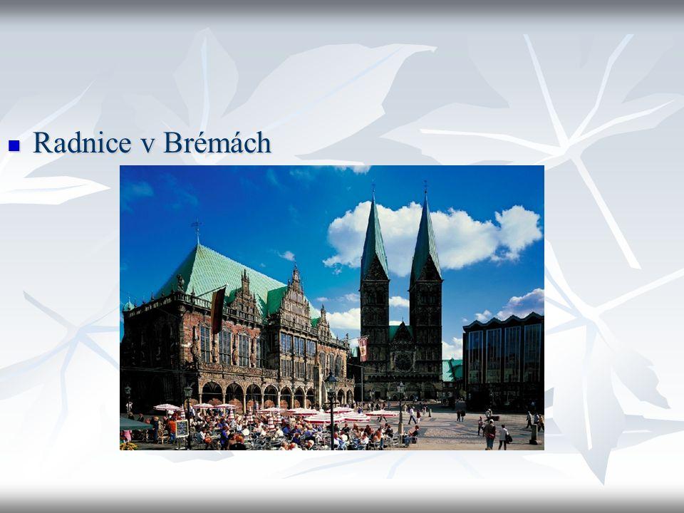 Radnice v Brémách