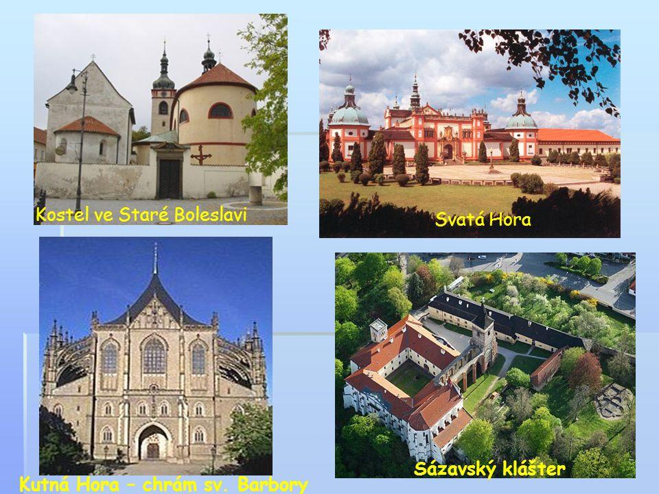 Kostel ve Staré Boleslavi