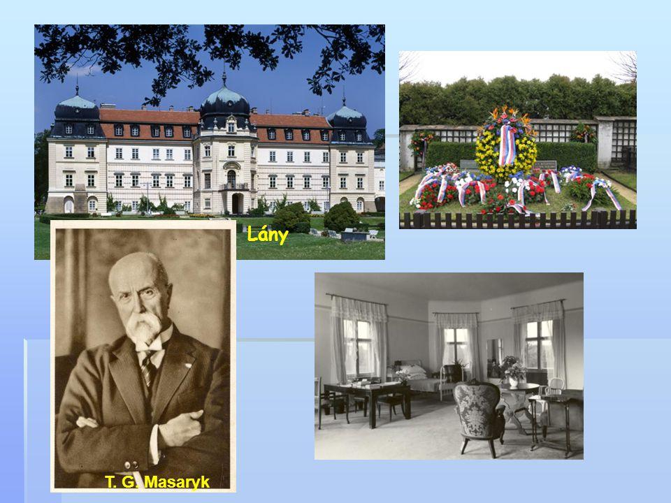 Lány T. G. Masaryk