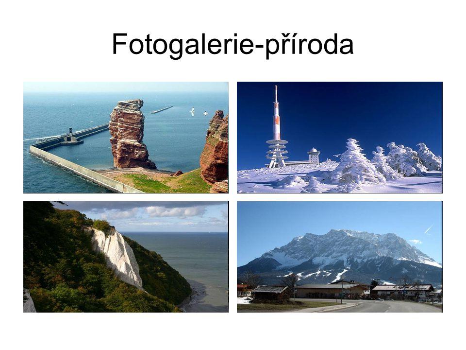 Fotogalerie-příroda