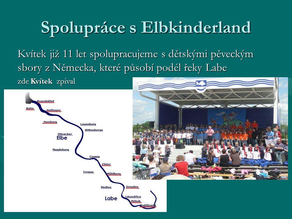 Spolupráce s Elbkinderland