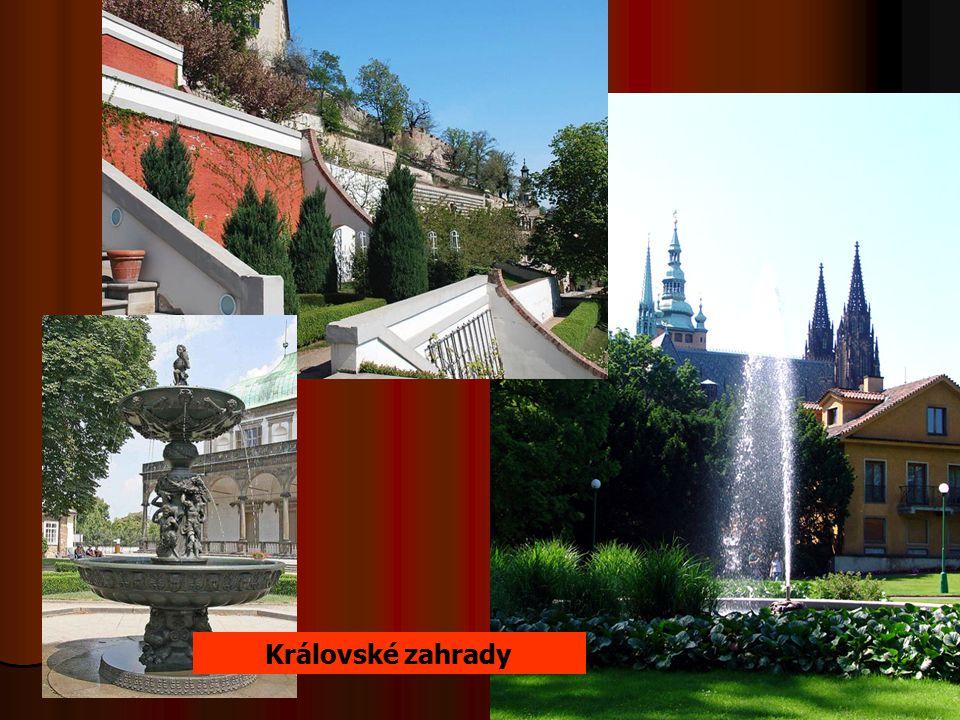 Královské zahrady