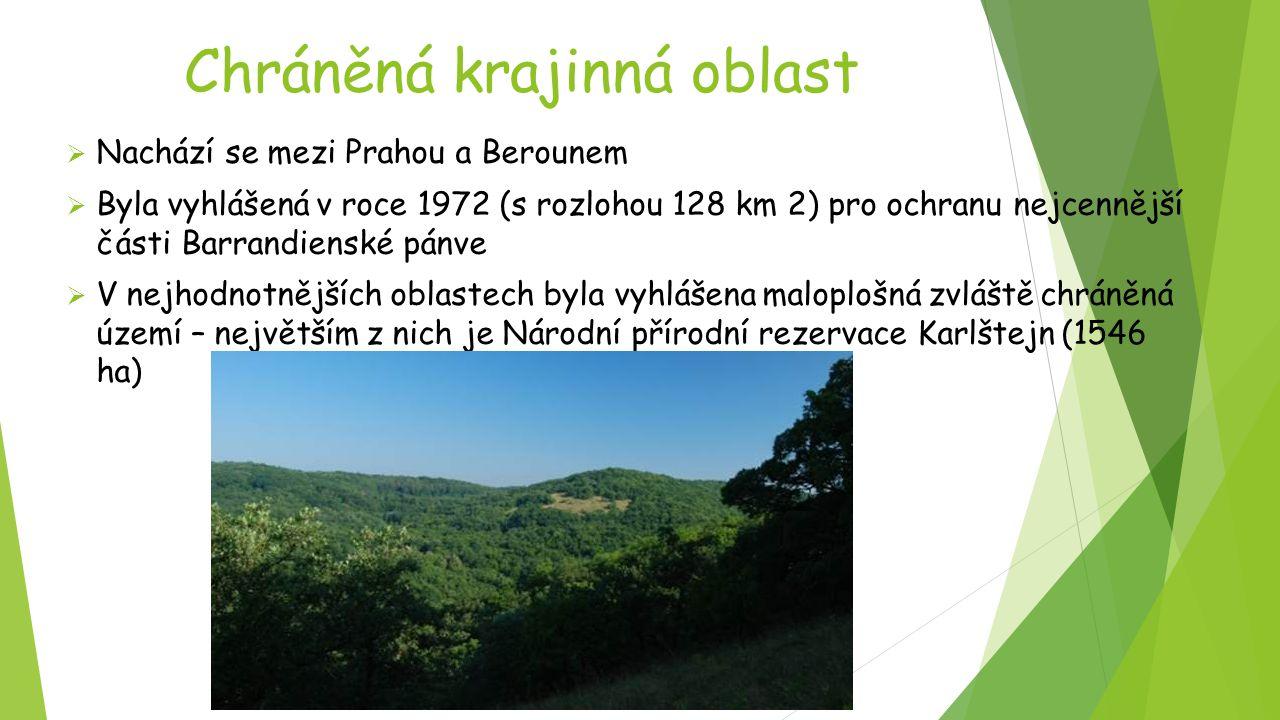 Chráněná krajinná oblast