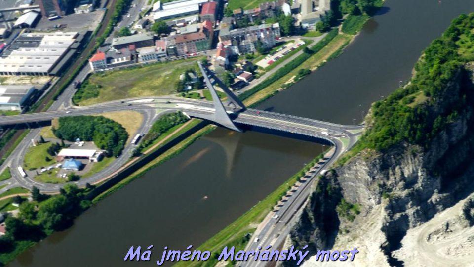 Má jméno Mariánský most