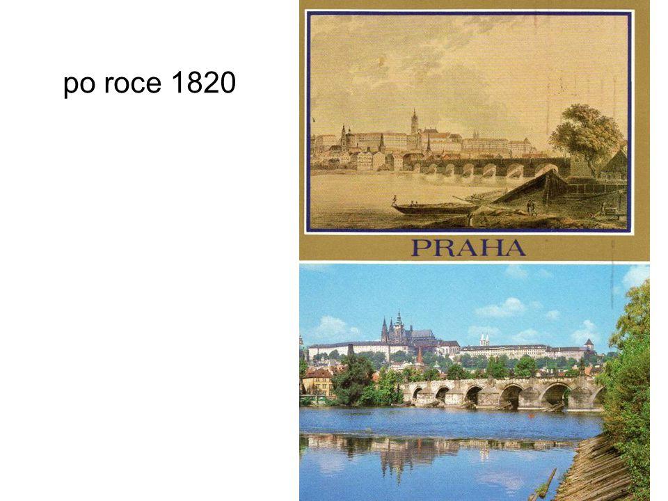 po roce 1820
