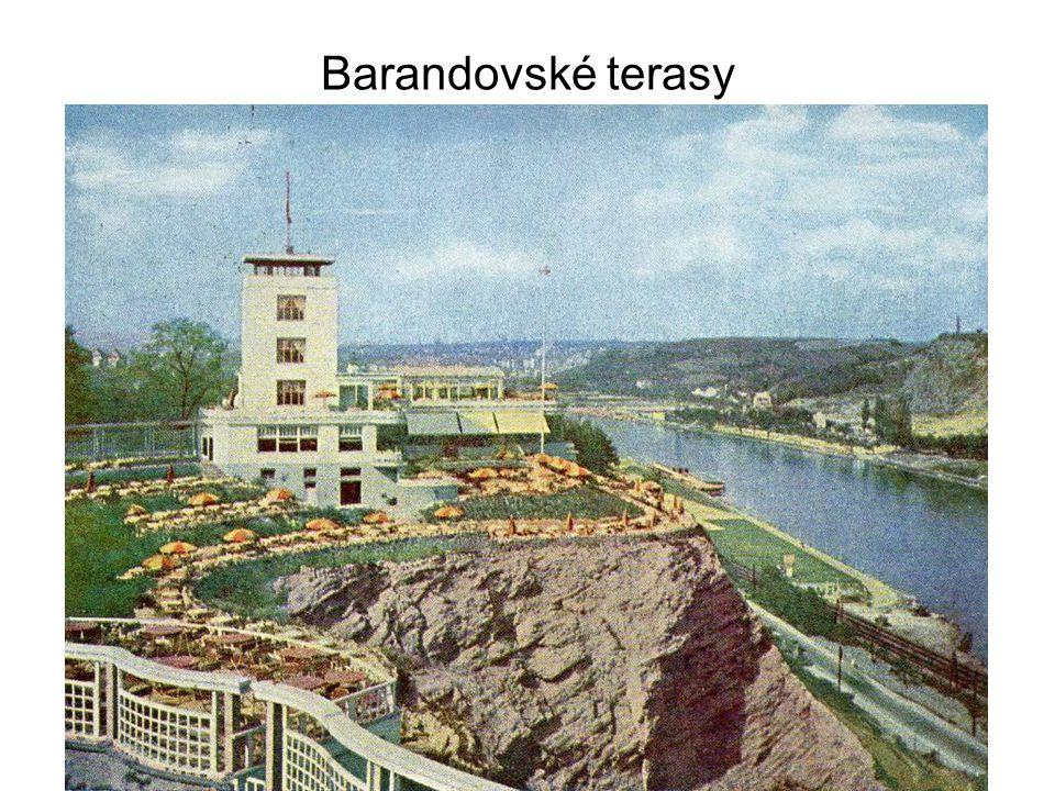 Barandovské terasy