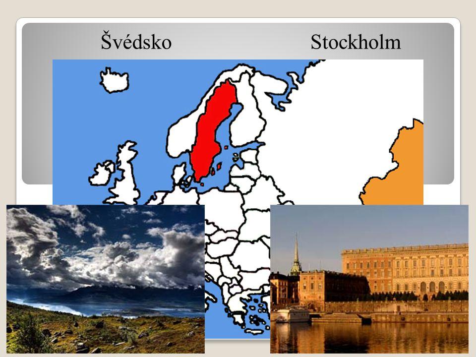 Švédsko Stockholm