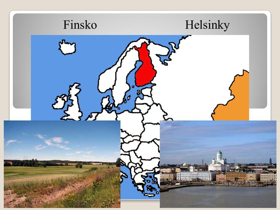 Finsko Helsinky