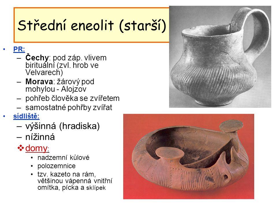 Střední eneolit (starší)