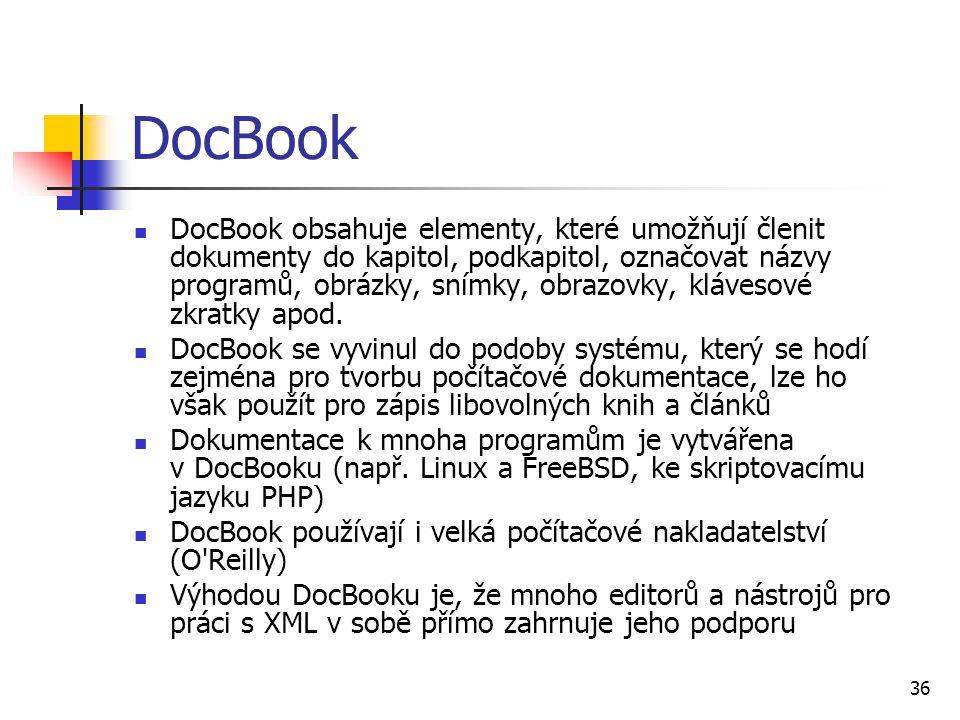 DocBook